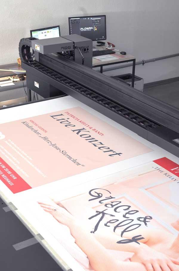 Druck Digitaldruck