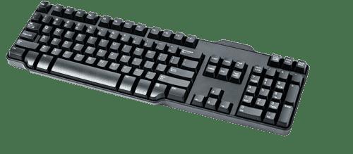 André Hölscher lässt die Tastatur klappern