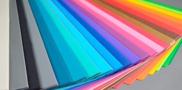 Zubehör Folienfarben
